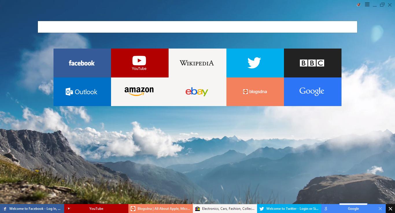 Майбутнє UI модернових браузерів від Яндекса