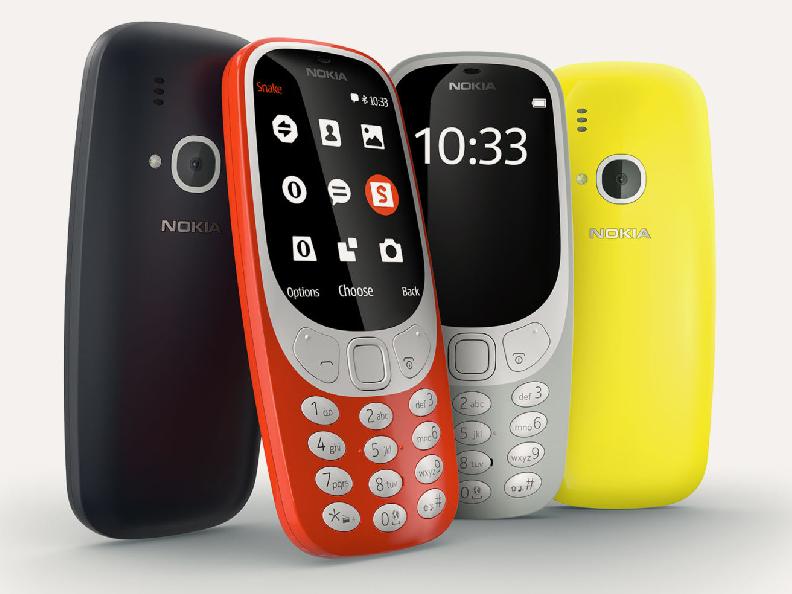 Ремейк Nokia 3310