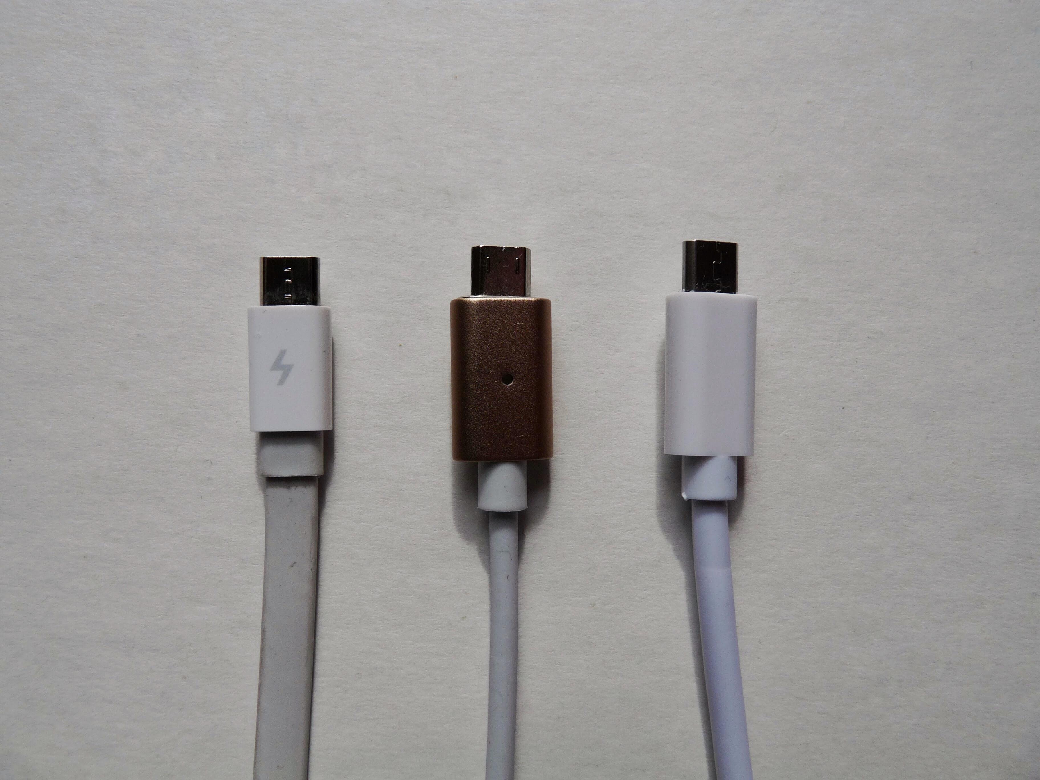 Xiaomi, Meiyi & Floveme Connectors